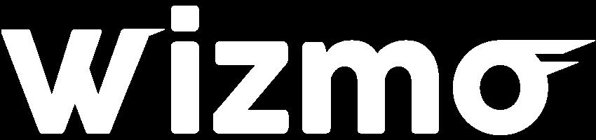 Logo Wizmo blanc
